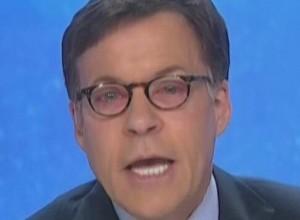Bob Costas' eye