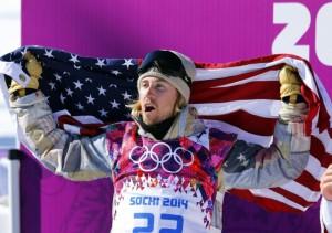 Sage Kotsenburg wins first gold